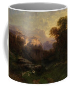 Alpine Landscape Coffee Mug