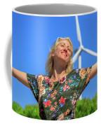 Alternative Energy Concept Coffee Mug