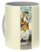An Adoring Angel   Coffee Mug