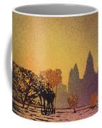 Angkor Sunrise Coffee Mug