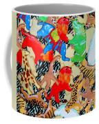 Animal Cookies Coffee Mug
