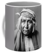 Apache Man, C1906 Coffee Mug