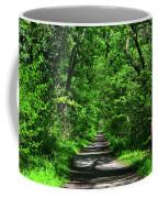 Appalachian Trail In Maryland Coffee Mug