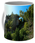 Arch Rock Mackinac Island Coffee Mug