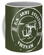 Army Aviation Vietnam Coffee Mug