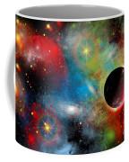 Artists Concept Illustrating Coffee Mug