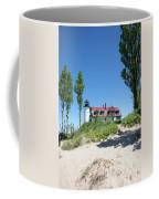 Atop The Dune Coffee Mug