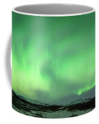 Aurora Borealis Or Northern Lights. Coffee Mug