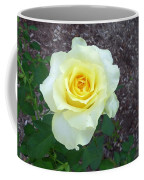 Australia - Yellow Rose Flower Coffee Mug