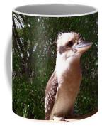 Australia - Kookaburra Full Body Look Coffee Mug