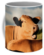 Australian Cows Coffee Mug