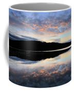 Autumn Sunset, Ladybower Reservoir Derwent Valley Derbyshire Coffee Mug