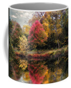 Autumn's Mirror Coffee Mug