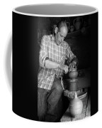 Azores Islands Pottery Coffee Mug