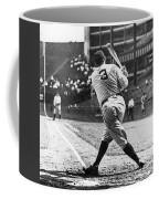 Babe Ruth Coffee Mug by American School