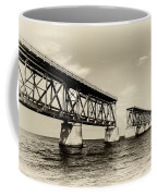 Bahia Honda Bridge Coffee Mug