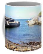 Ballintoy Harbour Coffee Mug