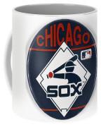 Baseball Button Coffee Mug