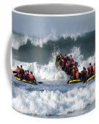 Basic Underwater Demolitionseal Coffee Mug