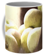 Basket Of Apples Coffee Mug