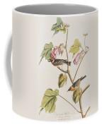 Bay Breasted Warbler Coffee Mug
