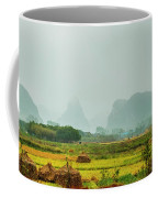 Beautiful Countryside Scenery In Autumn Coffee Mug