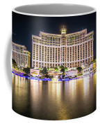 Bellagio Hotel On Nov, 2017 In Las Vegas, Nevada,usa. Bellagio I Coffee Mug