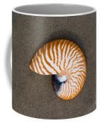 Bellybutton Nautilus - Nautilus Macromphalus Coffee Mug