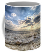 Birling Gap Angel Light Coffee Mug