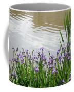Blue Daffodils Coffee Mug