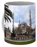 Blue Mosque-- Sultan Ahmed Mosque Coffee Mug