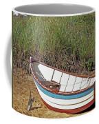 Boat And Anchor Coffee Mug
