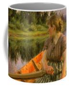 Boating Coffee Mug