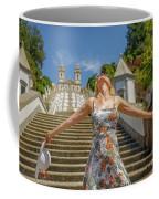 Braga Portugal Woman Coffee Mug