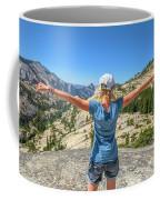 Break After Yosemite Hiking Coffee Mug