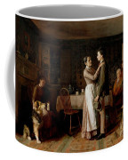Breaking Home Ties Coffee Mug