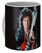 Brian May Coffee Mug