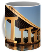 Bridge Pilings Coffee Mug