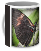 Brush-footed Butterfly Coffee Mug