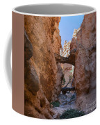 Navajo Trail Natural Bridge Coffee Mug