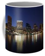 Buildings At The Waterfront, Inner Coffee Mug
