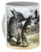 Bull Moose Campaign, 1912 Coffee Mug