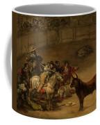 Bullfight - Suerte De Varas Coffee Mug
