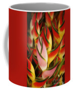 Bunch Of Heliconia Coffee Mug