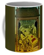 Butcher, Medieval Tradesman Coffee Mug