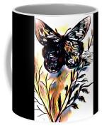 Butterfly Sketch Coffee Mug