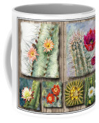 Cactus Collage Coffee Mug