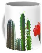 Cactus Plants Coffee Mug