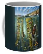 California Kelp Forest Coffee Mug