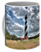 Cape Hatteras Lighthouse, Buxton, North Carolina Coffee Mug